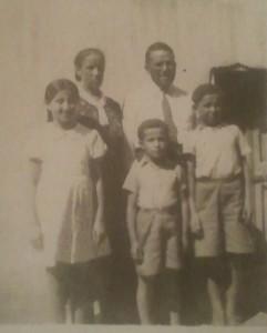 משפחת פרידמן: שמואל שרה יונה שמעון ופילון